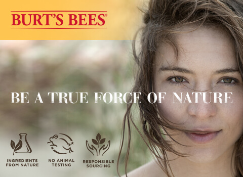 Shop All Burt's Bees Beauty Lip, Skin & Bodycare Products