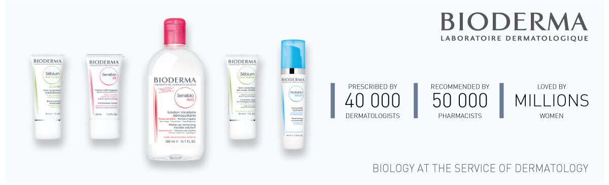 Shop All Bioderma Skincare