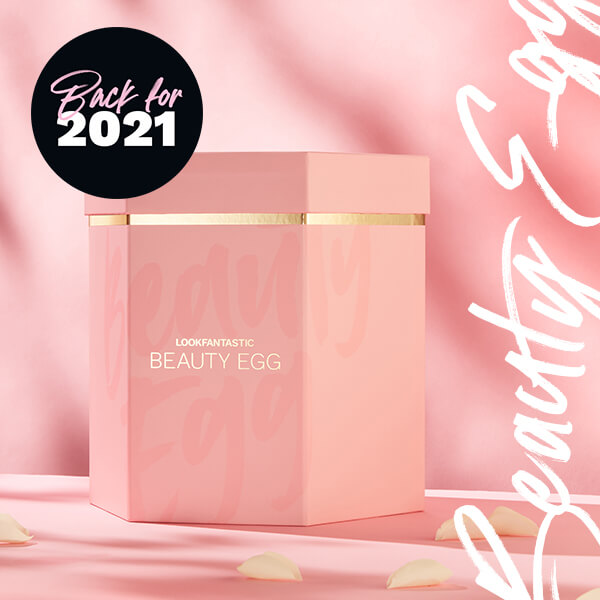 LOOKFANTASTIC Limited Edition Beauty Egg