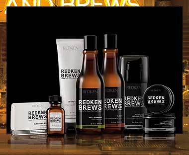 NEW: Redken Brews