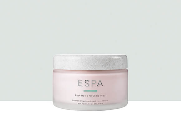 Pink Hair and Scalp Mud