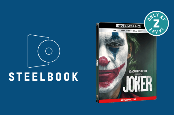 JOKER 4K ULTRA HD STEELBOOK