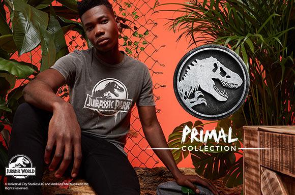 PRIMAL CLOTHING!