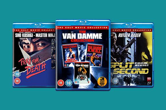 101 Films系列减价