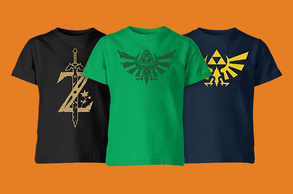 2 for £10 Kids T-shirts