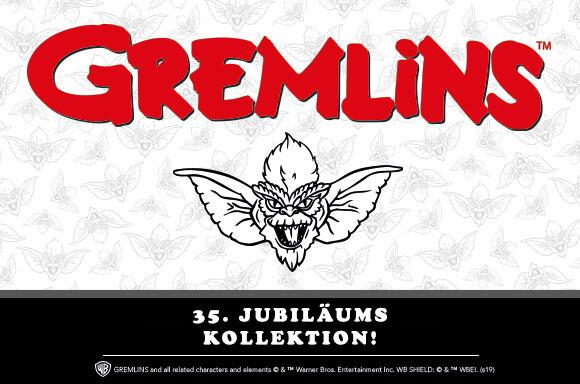 GREMLINS KLEIDUNG & ACCESSOIRES