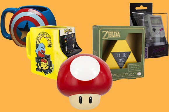 ARTICLES DE COLLECTION - GAMING