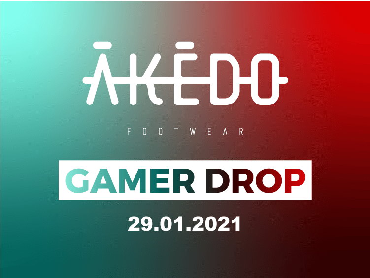 AKEDO GAMER DROP BANNERS