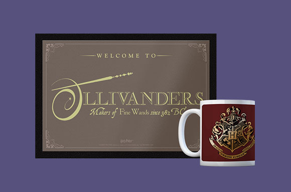 30% OFF Harry Potter Homeware