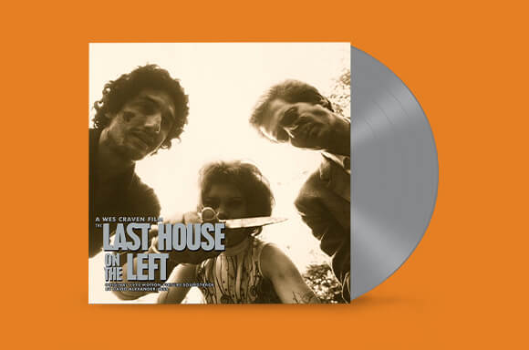 THE LAST HOUSE ON THE LEFT ORIGINAL MOTION PICTURE SOUNDTRACK