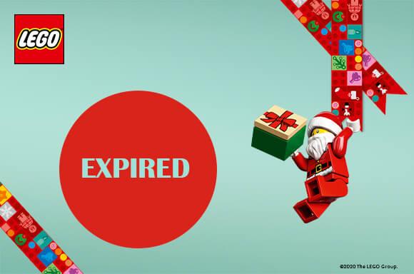 Lego 12 Deals Of Christmas