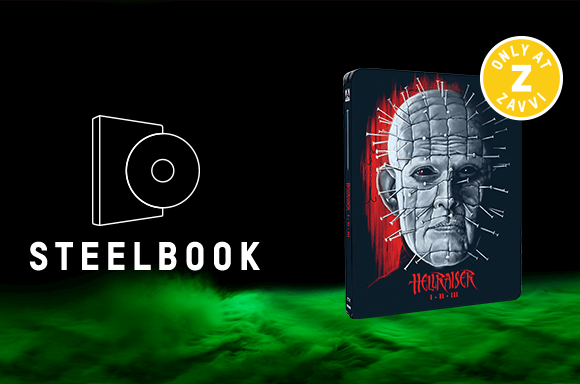 HELLRAISER TRILOGY & PINHEAD COLLECTOR'S EDITION
