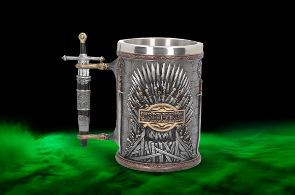 EXCLUSIVE GAME OF THRONES TANKARD