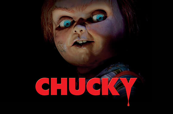 30% OFF CHUCKY CLOTHING & MERCHANDISE