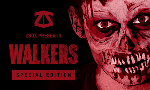 WALKERS SPECIAL EDITION MYSTERY ZBOX