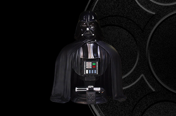20% Star Wars busts