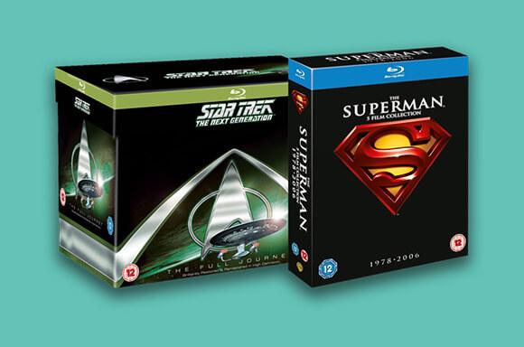 BLU-RAY DVD PRICE DROPS
