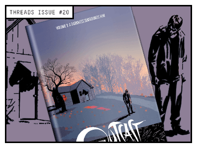 <br>Outcast by Image Comics