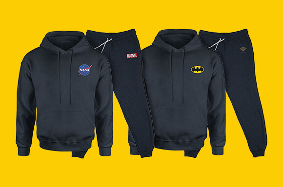 Officially Licensed Kids Tracksuits