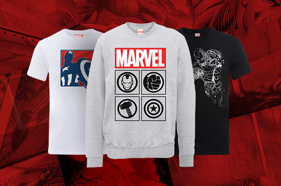 MARVEL OFFICIAL T-SHIRTS