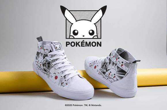 Product Image Pokémon X Zavvi - Limitierte Pikachu-Sneaker (300 Paare weltweit), Verkauf startet heute um 17.00 Uhr