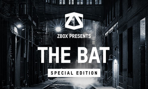 BAT SPECIAL EDITION MYSTERY ZBOX