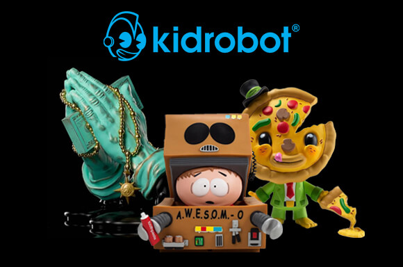 KIDROBOT COLLECTIBLES