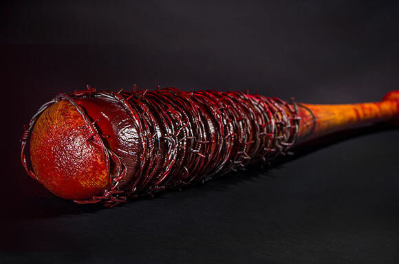 THE WALKING DEAD LUCILLE BAT - TAKE IT LIKE A CHAMP EDITION