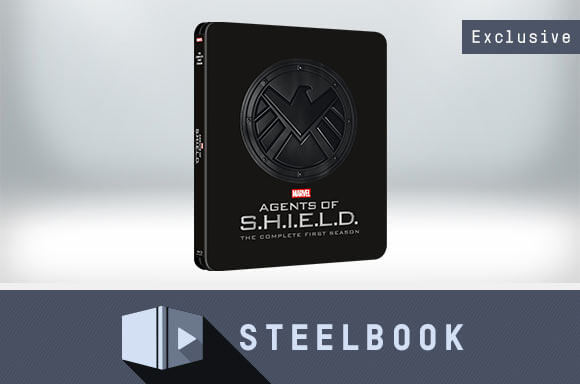 MARVEL AGENTS OF S.H.I.E.L.D THE COMPLETE FIRST SEASON