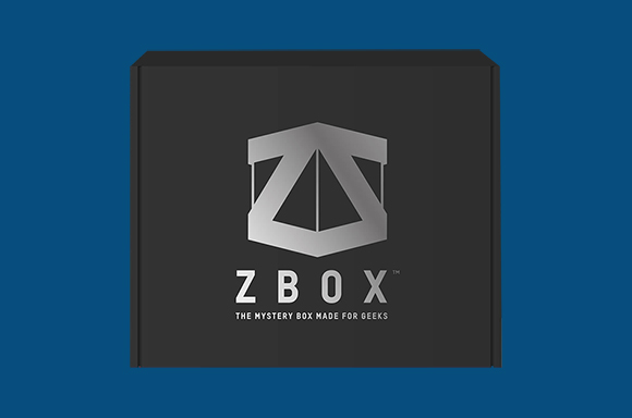 DC COMICS MYSTERY GIFT BOX
