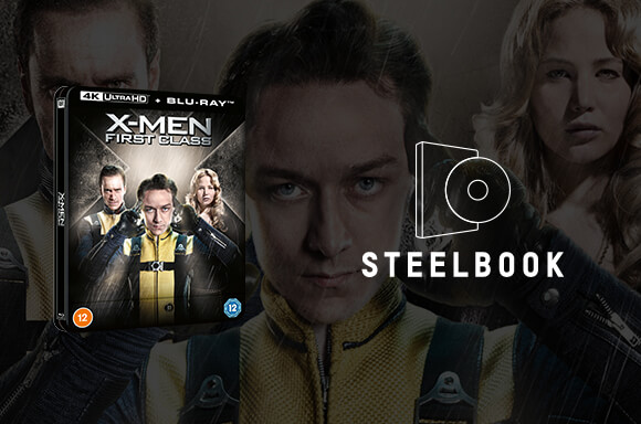 X-Men: First Class Steelbook