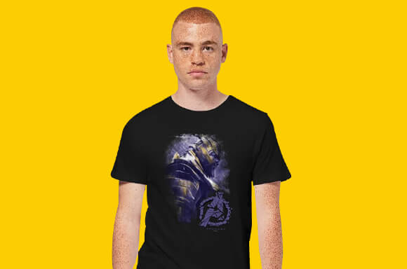 2 FOR £20 MARVEL T-SHIRTS