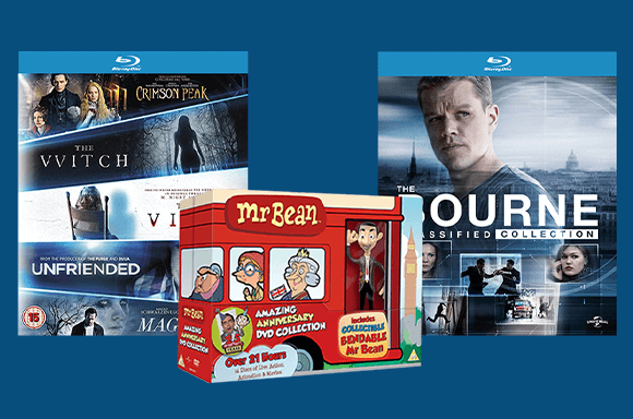 11% off BR & DVD