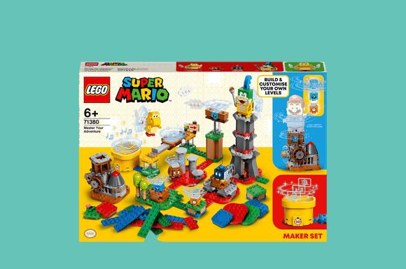 Lego Super Mario Maker & Free Gift!