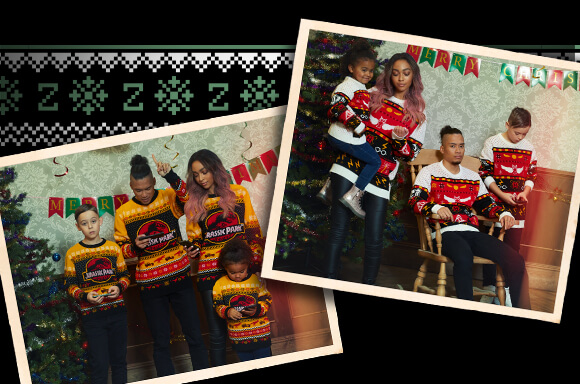 Knitted Xmas Jumpers only £18.99