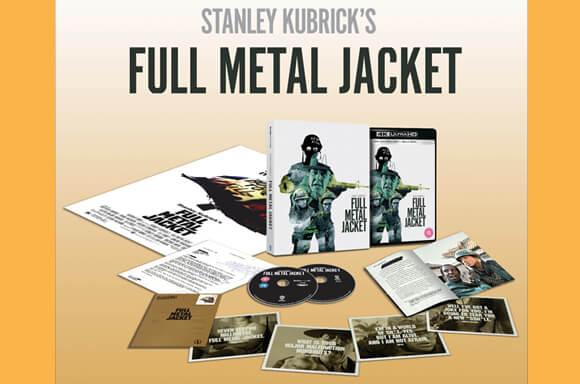 FULL METAL JACKET 4K COLLECTOR'S SET