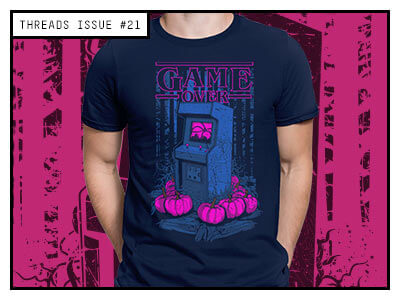 GAME OVER THREADS EXCLUSIVE T-SHIRT