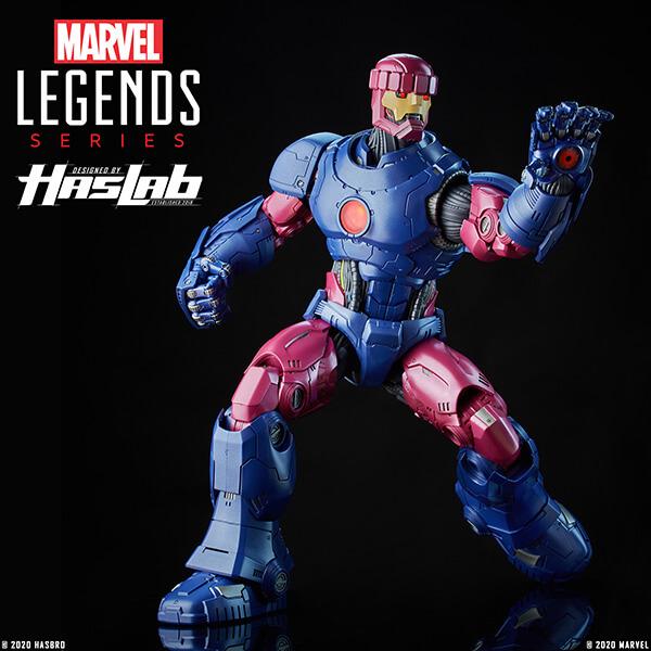 CENTINELA DE X-MEN HASBRO MARVEL LEGENDS