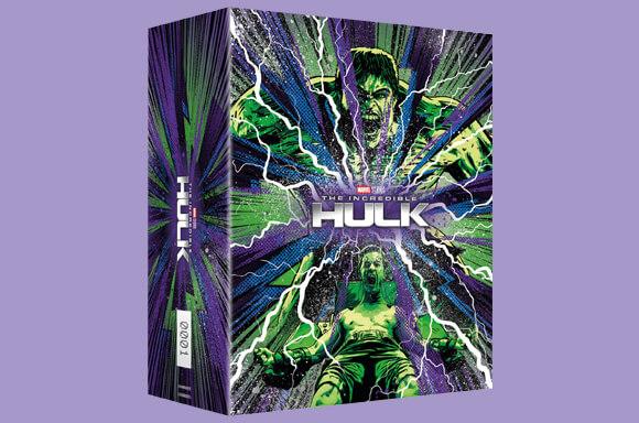 Steelbooks Hulk