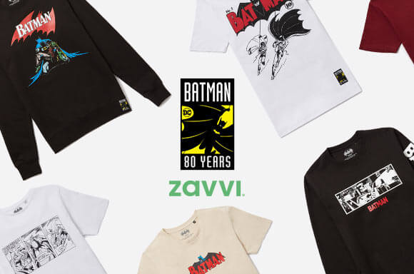 Batman 80.º Aniversario