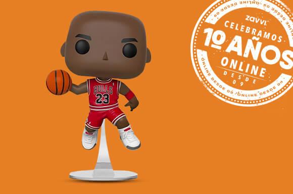 FIGURA FUNKO POP! MICHAEL JORDAN NBA