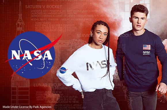 Collection NASA 30% de réduction