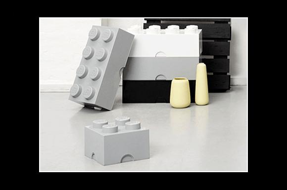 ACCESSOIRES ET RANGEMENTS LEGO 10% DE RÉDUCTION