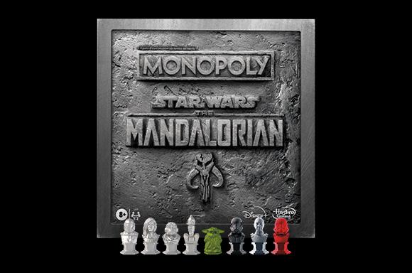 MONOPOLY MANDALORIEN