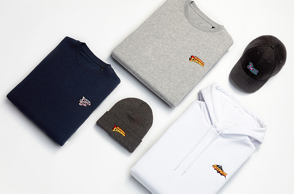 COLLECTION EMBROIDERY