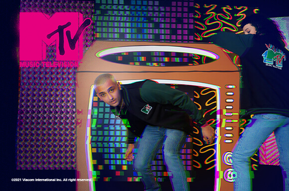 COLLECTION MTV FLASHBACK
