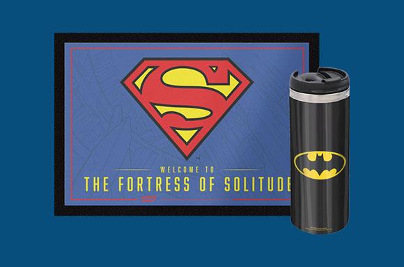 DC Comics Accessoires Maison 30% de réduction !