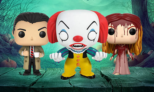 FIGURINES POP VINYL!
