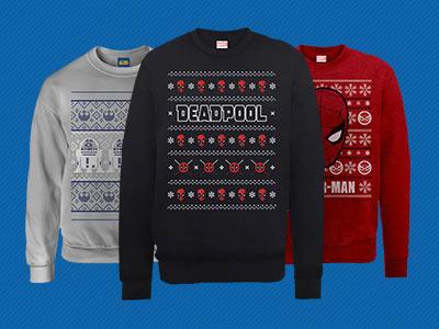 Sweats de Noël