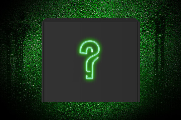 Black Friday Mystery Zbox 10 articles !